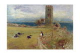The Shepherd Boy, Sidestrand, Norfolk Giclee Print by Albert Goodwin