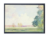 Calderstone Park Giclee Print by James Hamilton Hay