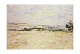Barley Field, Sandy Dean, 1905 Giclee Print by William McTaggart