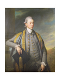 George, 9th Earl of Winchilsea and Nottingham (1752-1826), 1771 Giclee Print by Nathaniel Dance-Holland