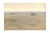 Camp in the Desert, 1914 Giclee Print by Edwin John Alexander
