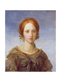 'Isabella', a Portrait of Miss Arabella Prescott, 1857 Giclee Print by George Frederick Watts