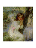 Echo Giclee Print by William Stewart Macgeorge