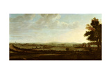Knowsley Village, from Walton Giclee Print by Hamlet Winstanley