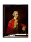 Portrait of an Officer (Possibly Brigadier-General David Wedderburn) Giclee Print by Allan Ramsay