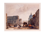 General Post Office, St. Martin's Le Grand, 1852 Giclee Print by William 'Crimea' Simpson