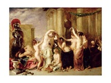 The Toilet of Venus Giclee Print by William Etty