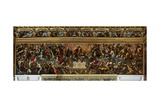 The Last Judgement Giclee Print by  Palma Il Giovane