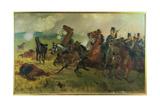 The Battle of Balaclava, 1889 Giclee Print by John Charlton
