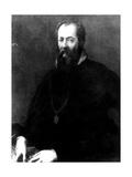 Self Portrait Giclee Print by Giorgio Vasari