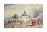 A View of Sebastopol, 1855 Giclee Print by William 'Crimea' Simpson