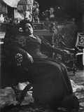 Annah La Javanaise (B.1880) Mistress of Paul Gauguin (1848-1903) Rue De La Grande Chaumiere Photographic Print by Alphonse Mucha