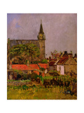 Ceres, Fife (Fifeshire Village) c.1924-27 Giclee Print by George Leslie Hunter