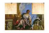 Vigilance, 1575-78 Giclee Print by Paolo Veronese