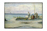 Boulogne by the Sea Giclee Print by William Lionel Wyllie