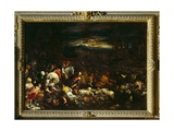 The Return of Jacob Giclee Print by Jacopo Bassano
