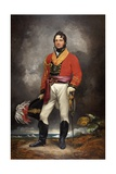 Lieutenant-General Sir William Cockburn, 1816 Giclee Print by Thomas Barker of Bath