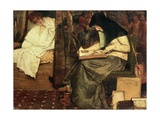 The Nurse Giclee Print by Sir Lawrence Alma-Tadema