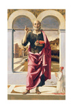 Saint Peter, c.1505 Giclee Print by Bartolomeo Montagna