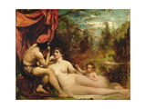 Flowers of the Forest, c.1836 Giclee Print by William Etty
