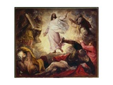 Transfiguration, 1560 Giclee Print by  Titian (Tiziano Vecelli)