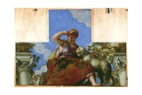 Meekness, 1575-78 Giclee Print by Paolo Veronese