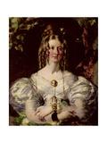Elizabeth Potts Giclee Print by William Etty