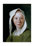 Portrait of a Girl Giclee Print by Michael Sweerts