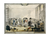 Taking the Waters at the Pump Room, Bath, 1784 Giclee Print by Humphry Repton