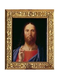 The Blessing of Christ Giclee Print by Alvise Vivarini