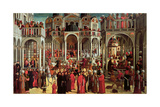 Episodes from the Life of Saint Mark, c.1525 Giclee Print by Giovanni Di Niccolo Mansueti