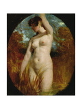 A Bather, 1838-48 Giclee Print by William Etty