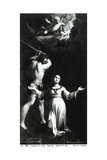 Martyring of Saint Cecilia, c.1603 Giclee Print by Guido Reni