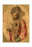 St. Nicholas Giclee Print by Antonio Vivarini