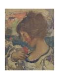 Romance Giclee Print by Edward Arthur Walton