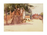 Pangbourne, 1889 Giclee Print by Arthur Melville