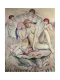 Aphrodite Giclee Print by Ernest Procter