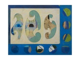 Architectural Eyes, 1968 Giclee Print by Eileen Agar