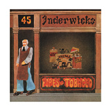 Inderwick's Shop, from 'Carnaby Street' by Tom Salter, 1970 Giclee Print by Malcolm English