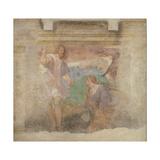 Christ and Mary Magdalene Giclee Print by Giovanni Antonio Pordenone