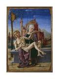 La Pieta, c.1460 Giclee Print by Cosimo Tura