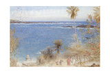 Ceylon's Isle, 1905 Giclee Print by Albert Goodwin