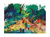 Vaison III, 2003 Giclee Print by Fred Yates