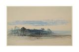 Cumrew, East Fellside, 1840-58 Giclee Print by William James Blacklock