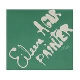 Eileen Agar Signature Giclee Print by Eileen Agar
