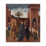 The Visitation Giclee Print by Lazzaro Bastiani