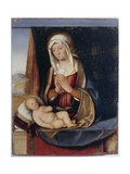 Madonna with Child Giclee Print by Boccaccio Boccaccino