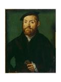 Portrait of a Man Giclee Print by Claude Corneille de Lyon