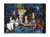 The Heavans, 2003 Giclee Print by Miriam Escofet