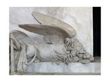 Winged Lion from the Monument to Antonio Canova Giclee Print by Antonio Canova